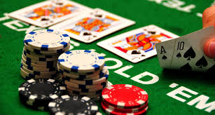 Discover Just How to Play agen joker123 Triple Card Texas Hold'em – It's Really Easy